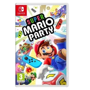 Super Mario Party (Nintendo Switch) & Nintendo - Set De Dos Mandos ...