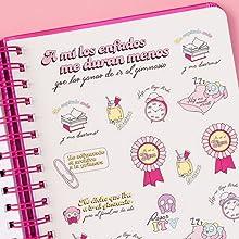 Agenda escolar 2019-2020 La Vecina Rubia (TANTANFAN): La vecina ...