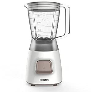Philips HR2052/00 Licuadora Daily Basic 450 W, 1.25 litros, 0 ...