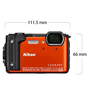 Nikon CoolPix W300-16 MP, Sport Action Camera