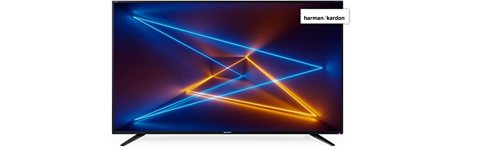 Sharp LC-43UI7252E - Smart TV de 43