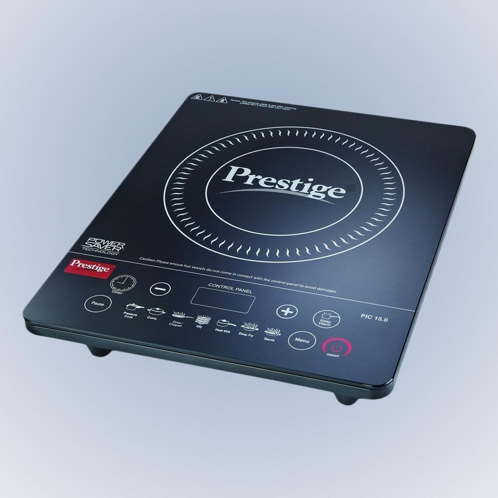 buy prestige pic 15 0 1900 watt induction cooktop black online at low prices in india. Black Bedroom Furniture Sets. Home Design Ideas