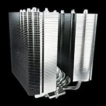 Dual Tower Design and 8 Heatpipes