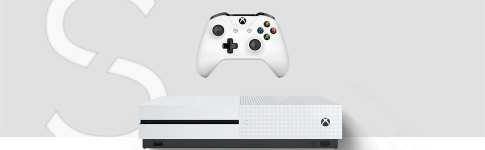 Xbox One S で共に戦おう