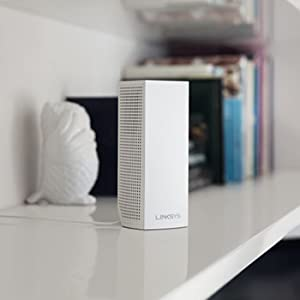 Linksys WHW0301 Velop Tri-Band Whole Home Wi-Fi Mesh System Router