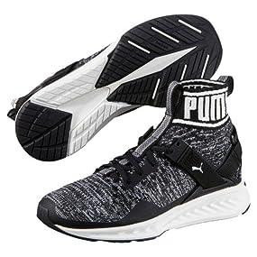 45527f4e8a8038 Puma Ignite Evoknit, Chaussures de Running Compétition Mixte Adulte ...