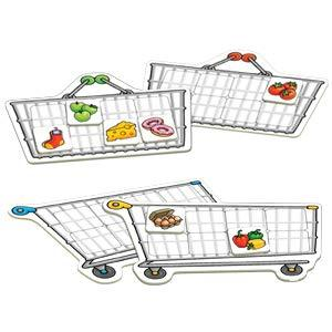 Orchard Toys Shopping List Game Trolley and Baskets