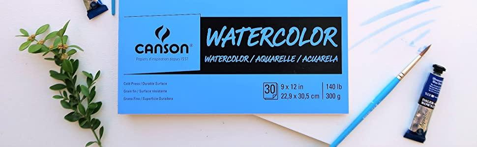 canson watercolor paper