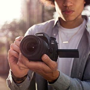 Canon EOS 80D 18-135mm IS USM Lens Kit