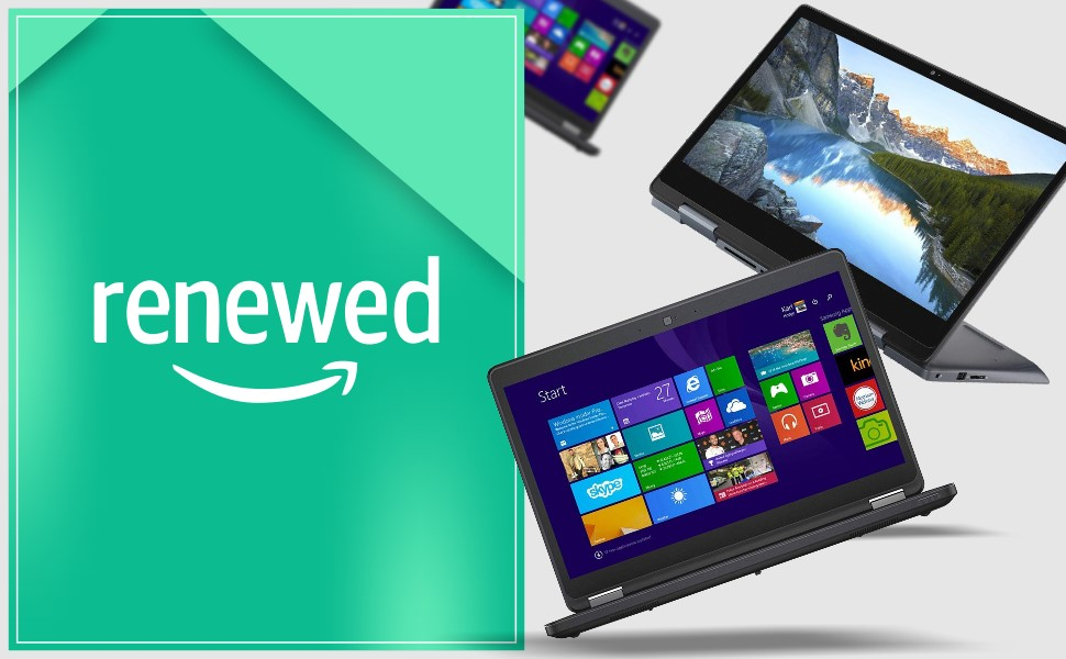 laptop, renewed, renewed laptop, renewed products, refurbished, refurbished laptop, notebook