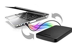 Toshiba Canvio Basics - Disco duro externo de 2 TB (2.5