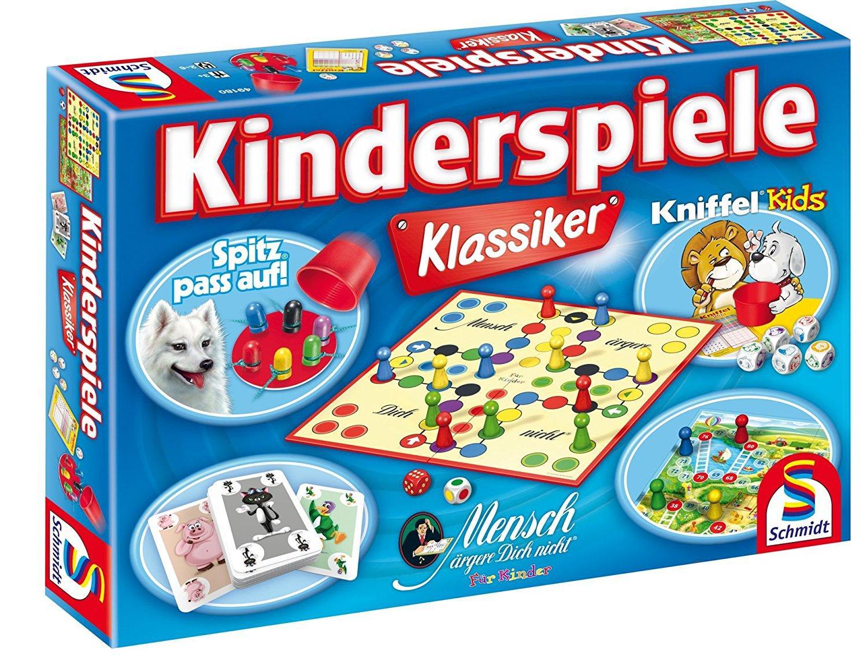 Kinderspiele Spiele
