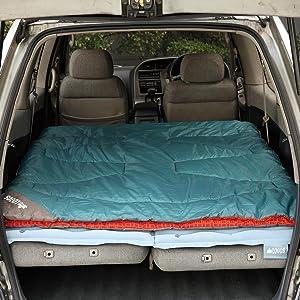 ロゴス 寝袋 ミニバンぴったり寝袋・-2 冬用 最低使用温度-2度 72600240