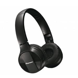 Pioneer SE-MJ553BT-R - Auriculares inalámbricos Bluetooth externos ...