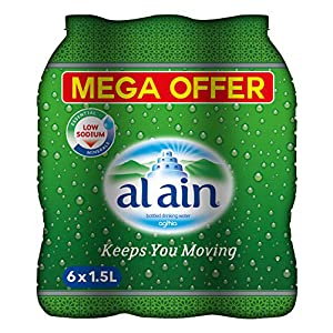 Al Ain Bottled Drinking Water Mega offer Pack