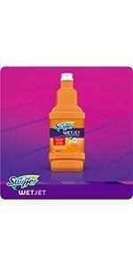 swiffer wet jet instructions