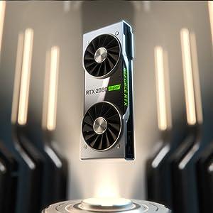 MSI GeForce RTX 2070 Super Ventus OC, Tarjeta Gráfica (8 GB, Gddr6 ...