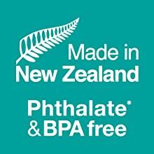 Made in New Zealand