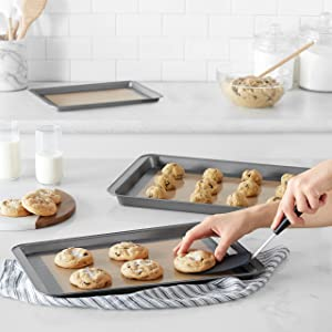 Silicone Baking Mats for easy and convenient baking