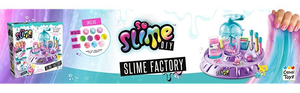 La De El Perfecto Fábrica Juguete Slime OnP8kw0