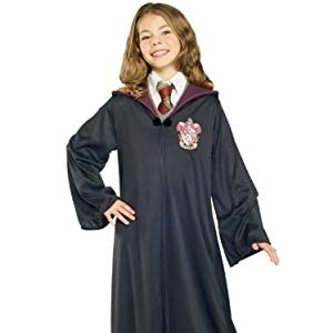 Gryffindor Robe - Harry Potter - Niños Disfraz: Amazon.es ...