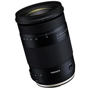 Tamron T80191 - Objetivo para cámara Canon (18-400mm, apertura F ...