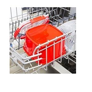 Sistema Apta para microondas fácil de huevos, 270 ml, cocinar tortilla