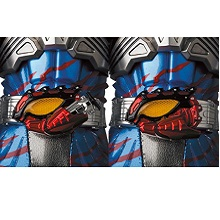 RAH リアルアクションヒーローズ GENESIS 仮面ライダーアマゾンネオ 『仮面ライダーアマゾンズシーズン2』 ノンスケール ABS&ATBC-PVC製 塗装済みアクションフィギュア