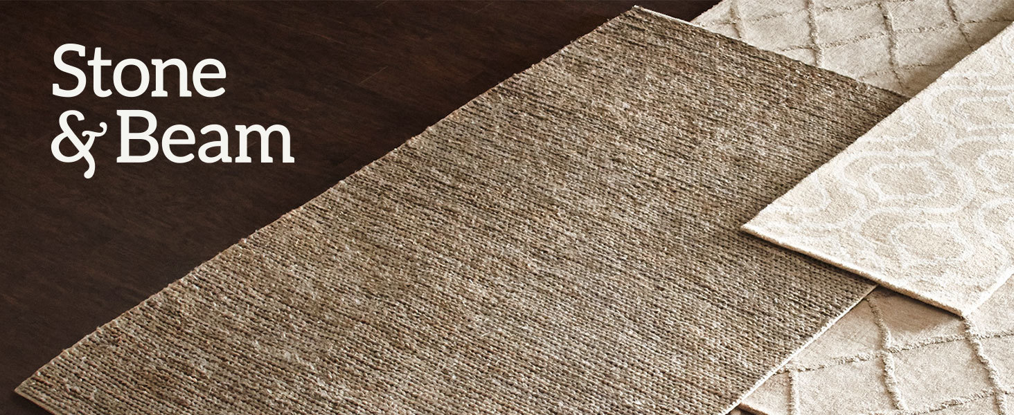 Stone and beam, home furnishings, farmhouse, rug, area rug, durable, natural, plush, best, popular