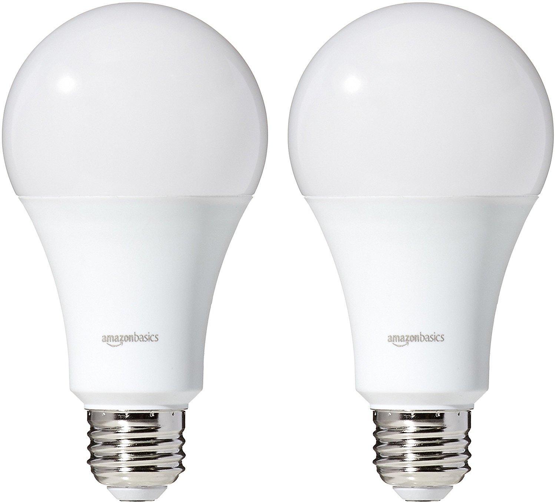 Amazon.com: AmazonBasics 100 Watt Equivalent, Soft White ...