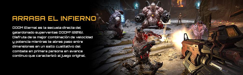 Doom Eternal (Xbox One): Amazon.es: Videojuegos