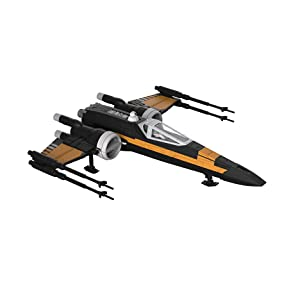 Revell 06777-1//78 Poe Boosted Ala-X Fighter Nuovo