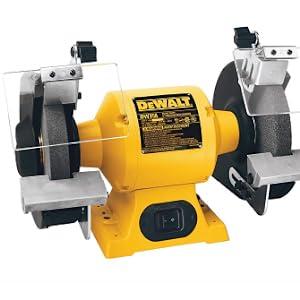 Dewalt Dw758 8 Inch Bench Grinder Amazon Ca Tools Amp Home