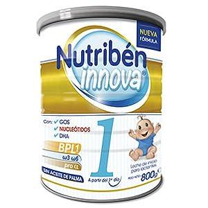 ... y de mayor calidad: Aporta proteínas de alto valor biológico al estar enriquecida con alfalactoalbúmina, proteína mayoritaria en la leche materna