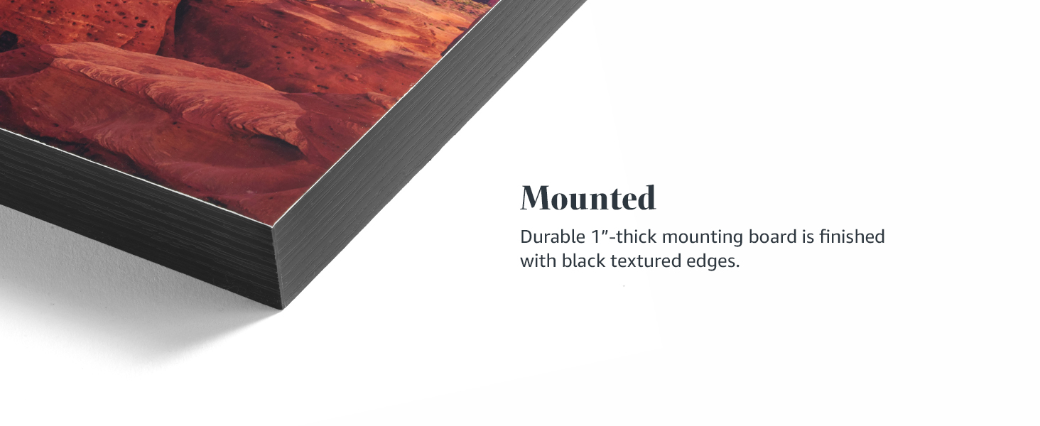 Mounted Detail