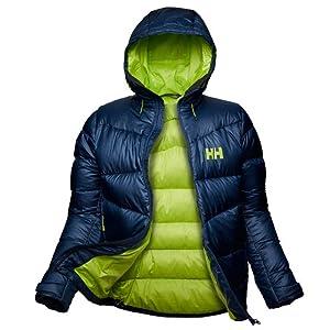 Helly Hansen Vanir Icefall Down Chaqueta Suave y cálida de plumón ...