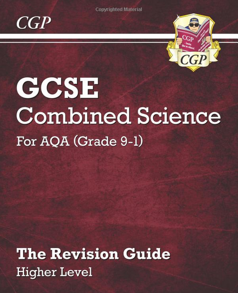 new grade 9 1 gcse combined science aqa revision guide with online