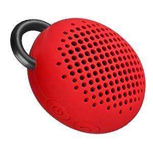 Divoom Bluetune-Bean Wireless Bluetooth Speaker - Bluetune-Bean Red