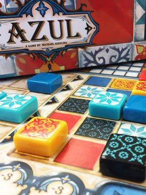 Azul, board game