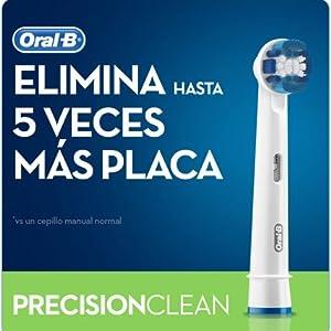 Los filamentos Precision Clean limpian en profundidad entre los dientes y cubren más superfície, dejando tu boca mucho más limpia que con un cepillo de ...