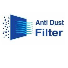 •Anti-Dust Filters