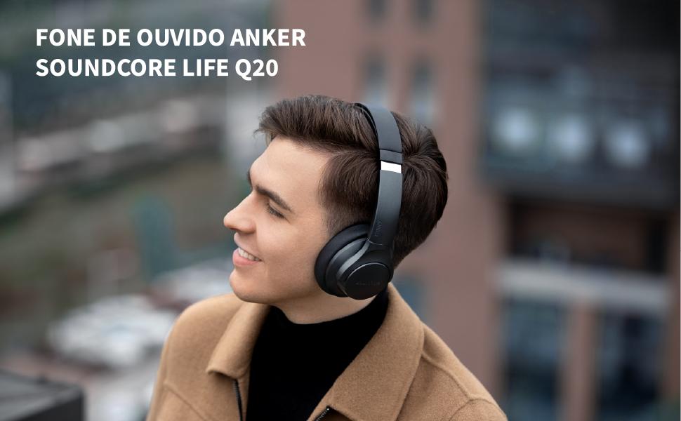 Fone Soundcore Life  Q20