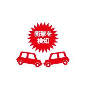 衝撃録画(Gセンサー)