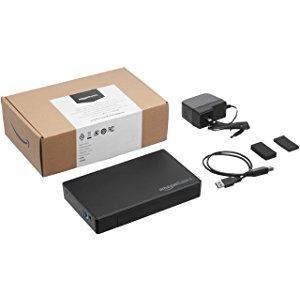 AmazonBasics – Carcasa para disco duro SATA (USB 3.0), 3.5-inches 790a9216 47c7 4399 8d67 5fbb10b19b97