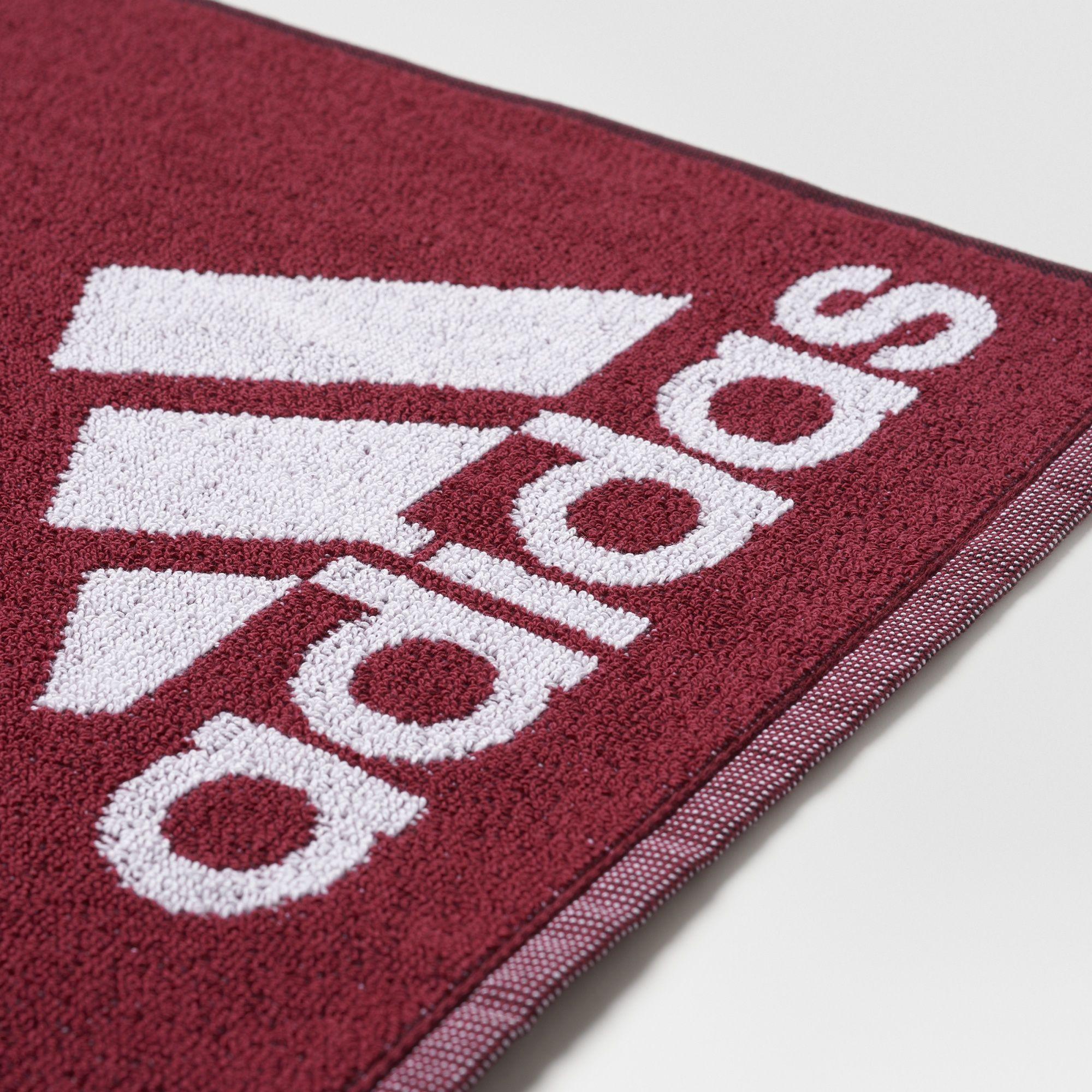 Midnight,Green Toalla Adidas Sport Performance con logotipo