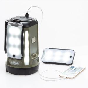 【Amazon.co.jp 限定】Coleman(コールマン) ランタン クアッドマルチパネルランタン LED 乾電池式 約800ルーメン オリーブ 2000036678