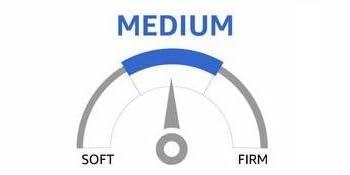 Solimo Medium Firm Mattress Eurotop
