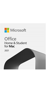 Office Home & Student 2021 for Mac