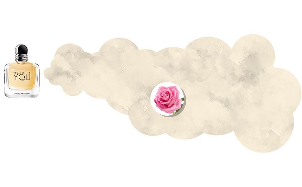 Because It'S You By Emporio Armani For Women - Eau De Parfum, 100Ml