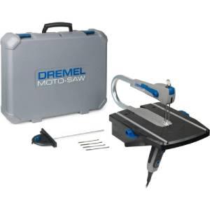 Dremel Moto-Saw MS20 Electric Compact Scroll Saw Set (EU Version/EU Plug) 70 W